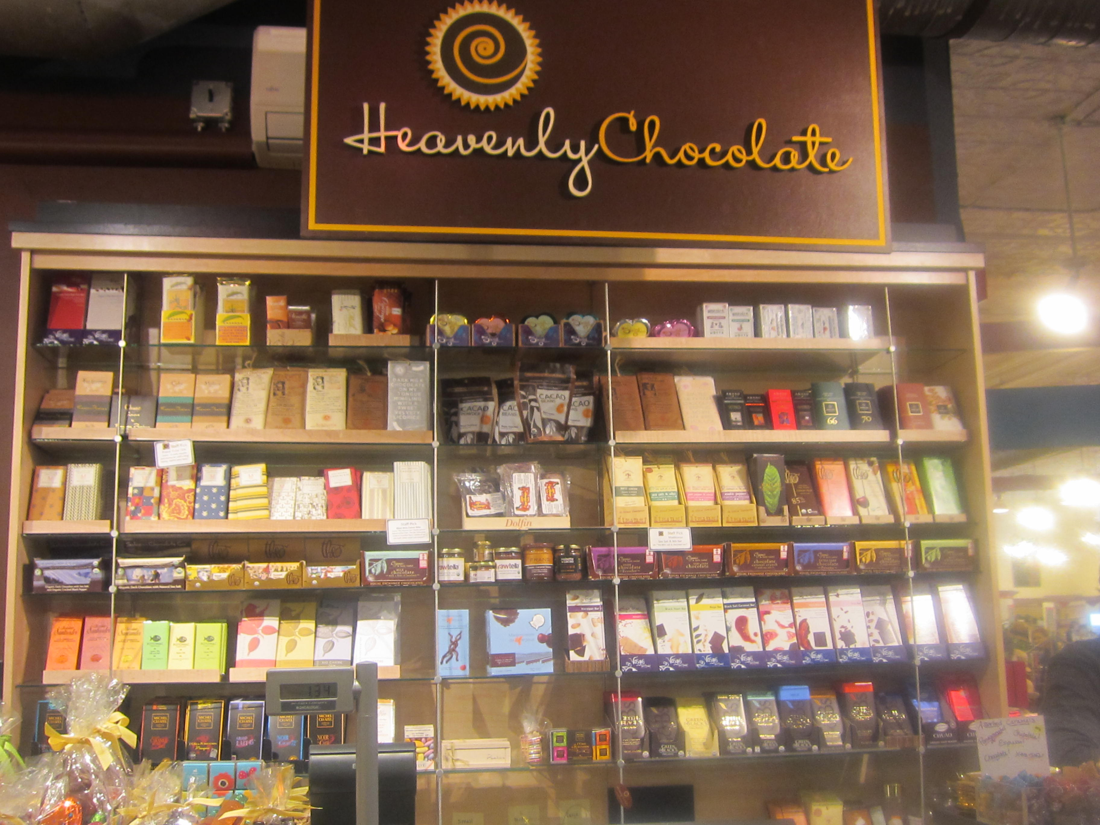 Heavenly Chocolate, Northampton, MA | Betty Rosbottom