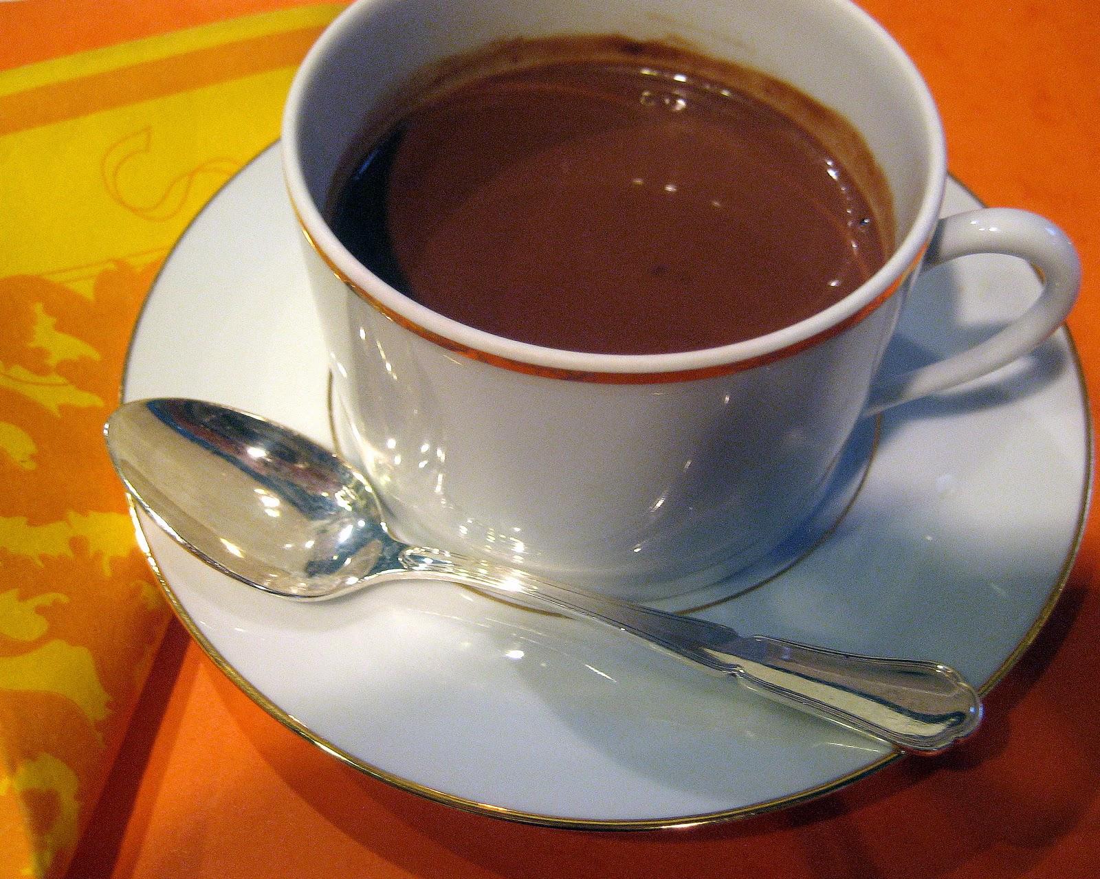 Betty S Tea Room Hot Chocolate